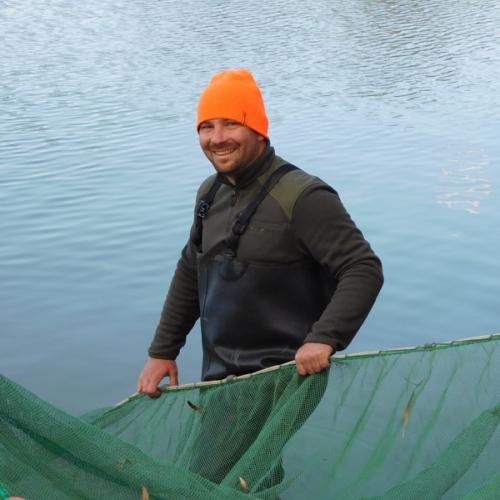 Halászat Balassa Péter