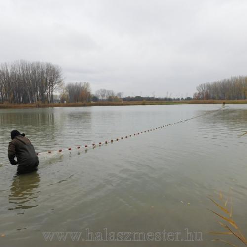 Halászat nagyvízen